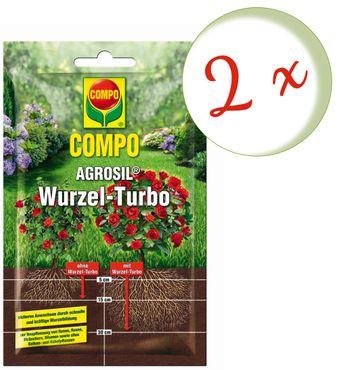 Sparset: 2 x COMPO AGROSIL Wurzel-Turbo, 50 g