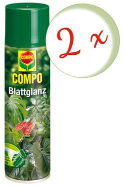 Sparset: 2 x COMPO Blattglanz, 300 ml