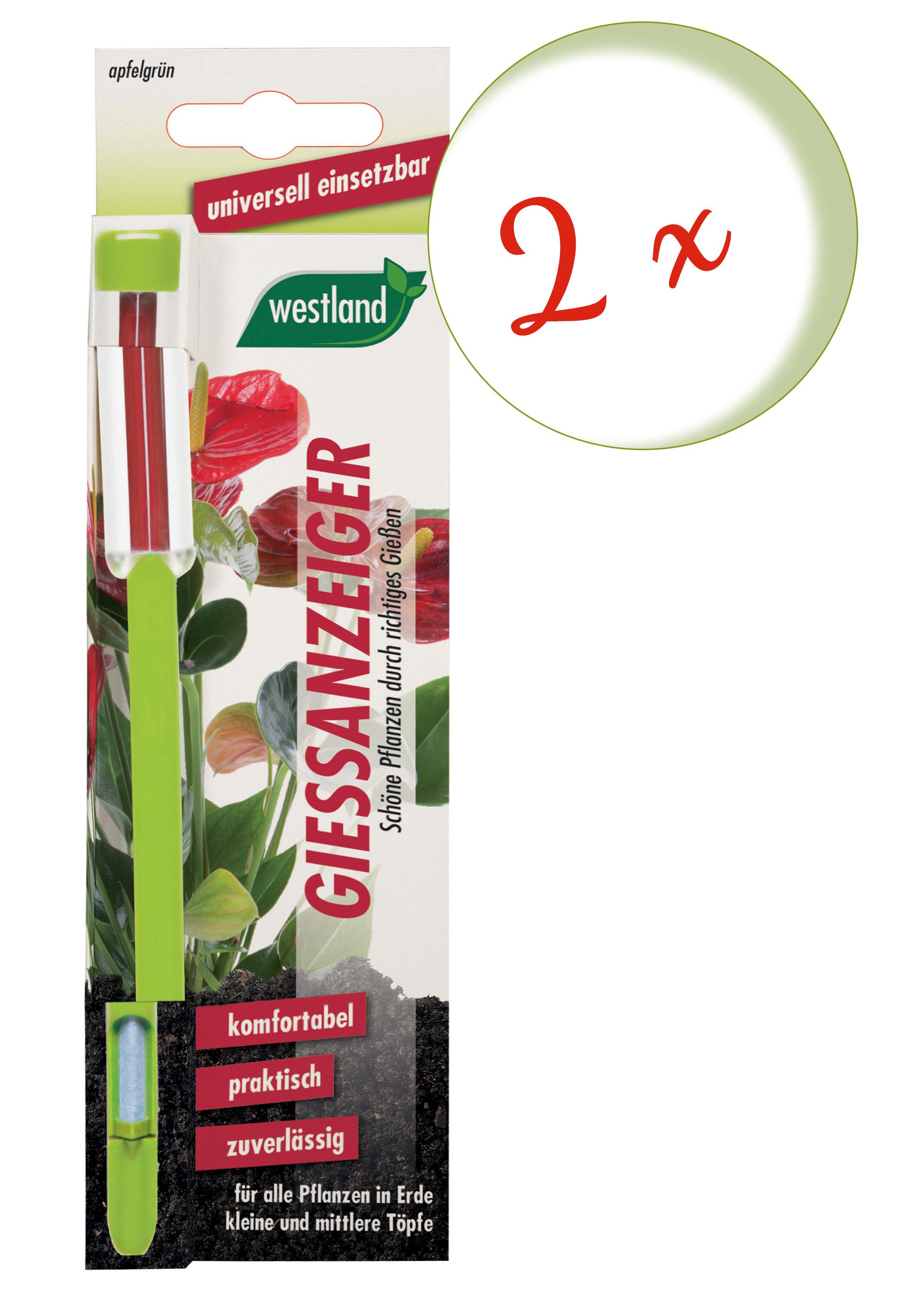 Sparset 2 X Westland Gie Anzeiger F R Blumenerde 16 Cm