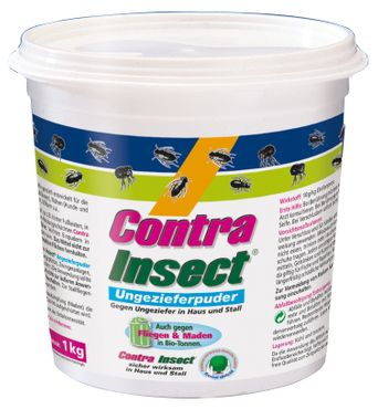 FRUNOL DELICIA® Contra Insect® Ungeziefer-Puder, 1 kg