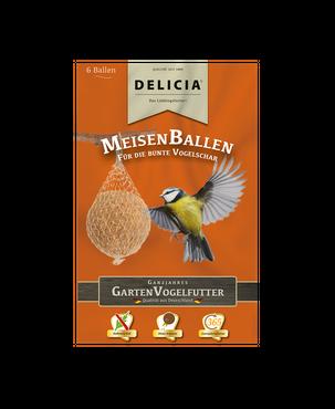 FRUNOL DELICIA® Delicia® MeisenBallen, 6 Stück