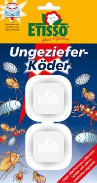 FRUNOL DELICIA® Etisso® Ungeziefer-Köder, 2 Stück