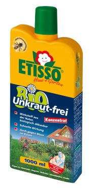 FRUNOL DELICIA® Etisso® Universal Unkraut + Moosfrei Konzentrat, 1000 ml