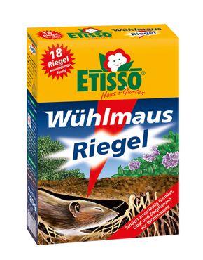 FRUNOL DELICIA® Etisso® Wühlmaus-Riegel, 18 Stück