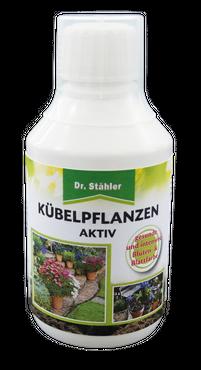 DR. STÄHLER Kübelpflanzen-Aktiv, 250 ml