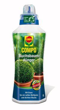COMPO Buchsbaumdünger, 1 Liter
