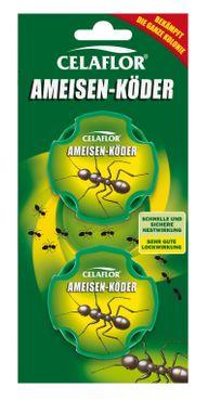 SCOTTS Celaflor® Ameisen-Köder, 2 Dosen