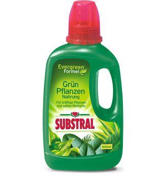 SCOTTS Substral® Grün-Pflanzen Nahrung, 500 ml