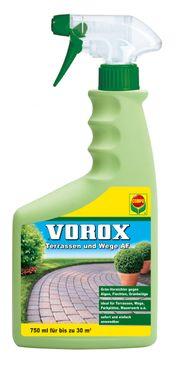 COMPO Vorox® Terrassen und Wege AF, 750 ml