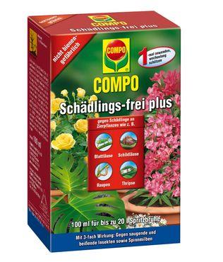 COMPO Schädlings-frei plus, 100 ml