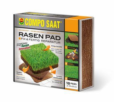 COMPO SAAT® Rasen Pad®, 10 Stück