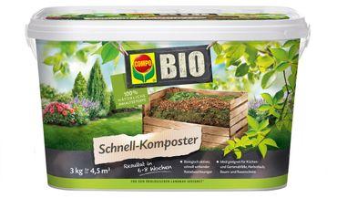 COMPO BIO Schnell-Komposter, 3 kg