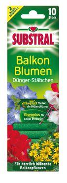SCOTTS Substral® Dünger-Stäbchen für Balkonblumen, 10 Stück