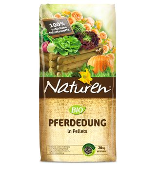 SCOTTS Naturen® Bio Pferdedung, 20 kg