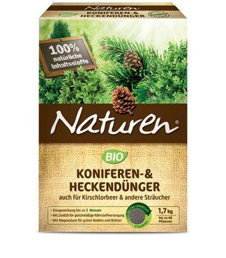 SCOTTS Substral Naturen® Koniferen- & Heckendünger Bio, 1,7 kg