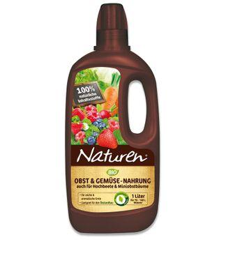 SCOTTS Substral Naturen® Obst & Gemüse Nahrung Bio, 1 Liter