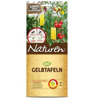 SCOTTS Naturen® Bio Gelbtafeln, 7 Stück