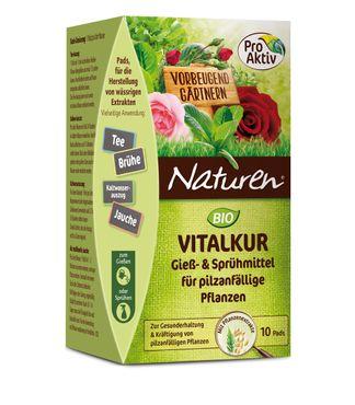 SCOTTS Naturen® Bio Vitalkur Gießmittel für pilzanfällige Pflanzen, 10 Stück