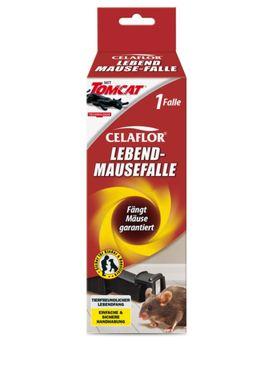 SCOTTS Celaflor® Lebend Mausefalle, 1 Stück