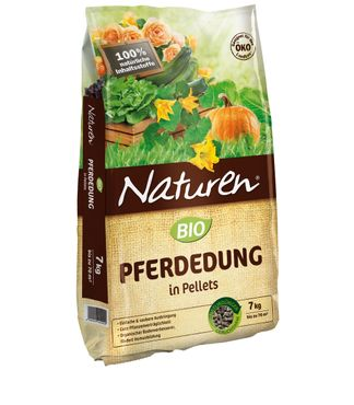 SCOTTS Naturen® Bio Pferdedung, 7 kg