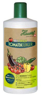 HAUERT Biorga Tomatendünger, 1 Liter