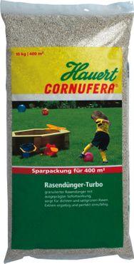 HAUERT Cornufera Rasendünger-Turbo, 10 kg