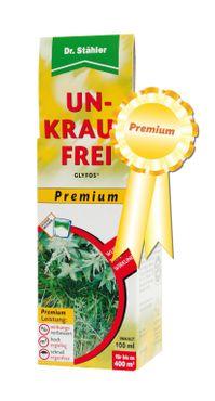DR. STÄHLER Glyfos Premium Unkraut-Frei, 100 ml