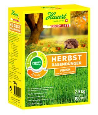 HAUERT Progress Herbst Rasendünger, 2,5 kg