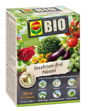 COMPO BIO Insekten-frei Neem, 75 ml