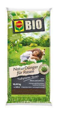 COMPO BIO NaturDünger für Rasen, 10,05 kg