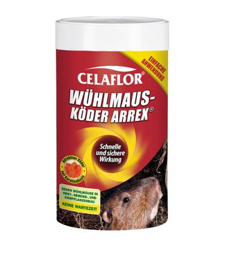 SCOTTS Celaflor® Wühlmaus-Köder Arrex, 250 g