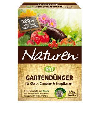 SCOTTS Naturen® Bio Gartendünger, 1,7 kg