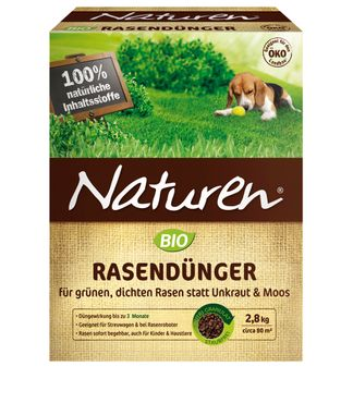 SCOTTS Naturen® Bio Rasendünger, 2,8 kg