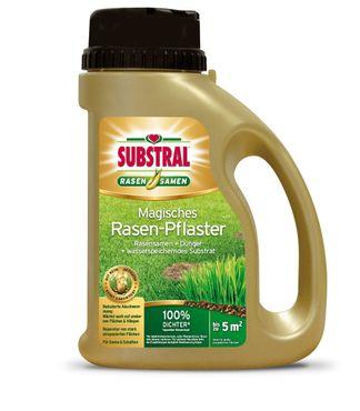 SCOTTS Substral® Magisches Rasen-Pflaster, 1 kg