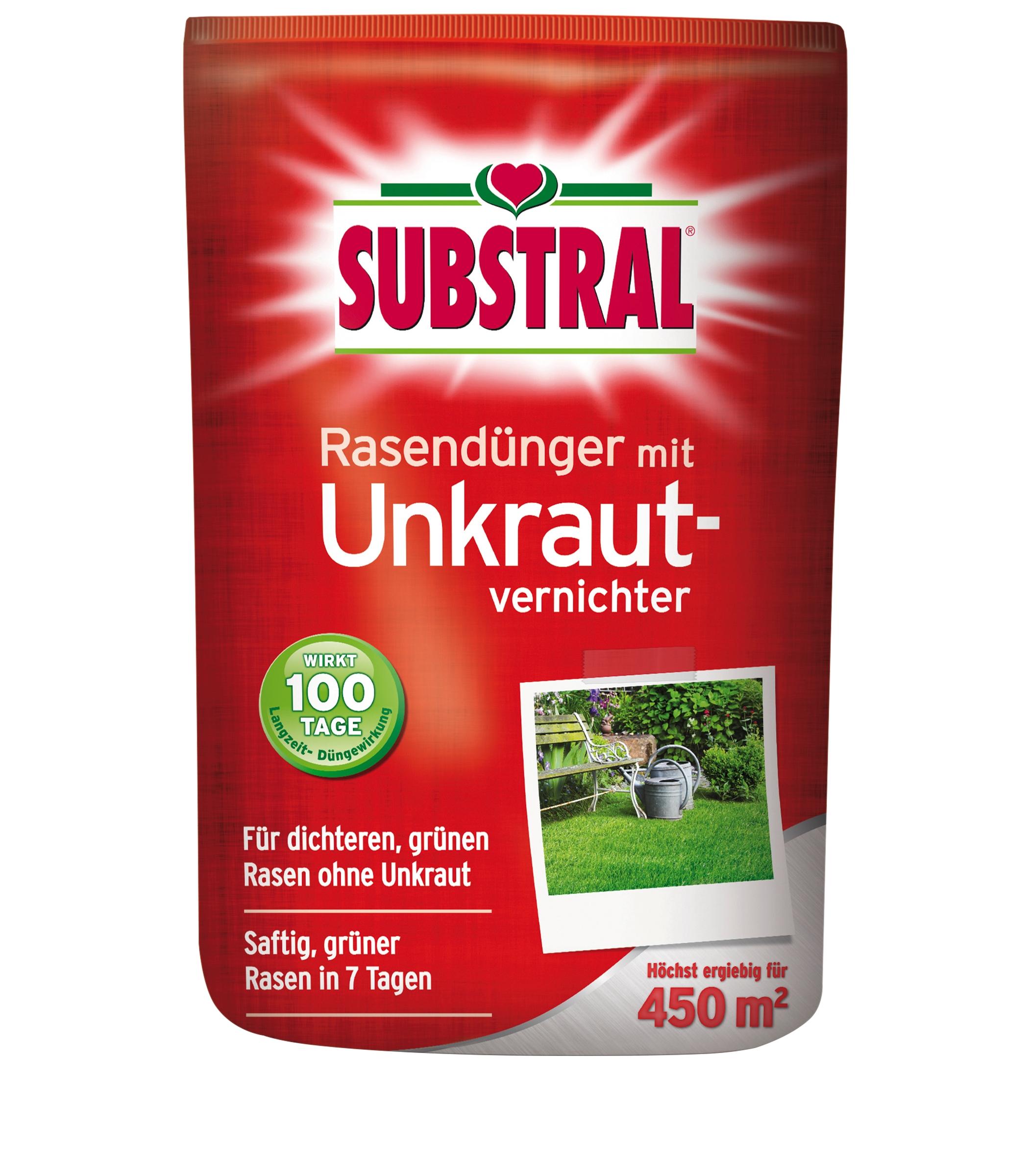substral lawn fertiliser with killer 9 kg ebay