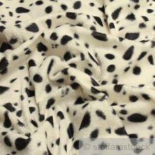 Polyester Plüsch Dalmatiner