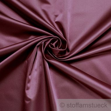 Trevira® CS Satin bordeaux