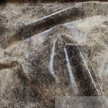 Polyester Kunstleder Antik braun