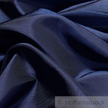 Polyester Kleidertaft marine