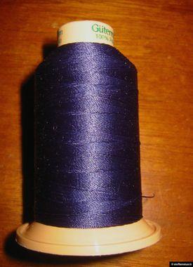 Garn Tera 40 WA Farbe 66 dunkelblau