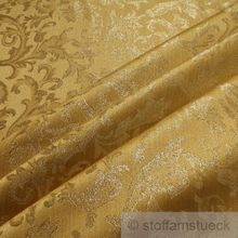 Polyester Jacquard Ornament gold gold
