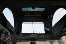 Faltenbalg grau VW T4 1999 - 2003 Westfalia 3 Fenster