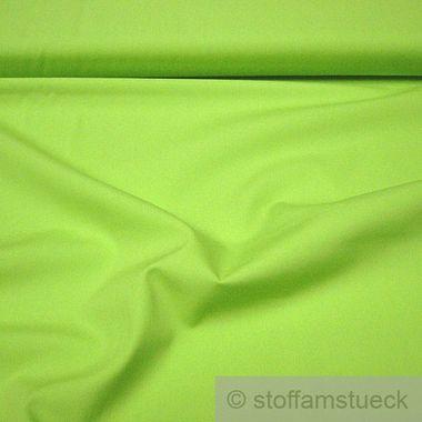 baumwolle popeline kiwi farbe farbe gr n. Black Bedroom Furniture Sets. Home Design Ideas