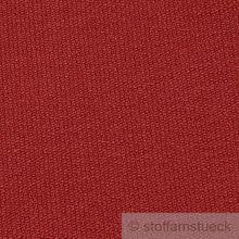 Baumwolle Rips Moleskin karminrot