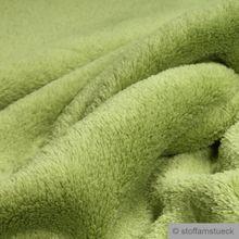 Polyester Wellness Fleece grün