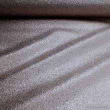 PVC / Polyester / Polyurethan Kunstleder Glitter platin