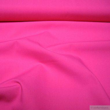 Baumwolle Popeline pink