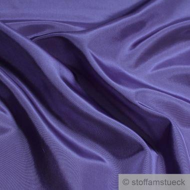 Polyester Futter Taft lila