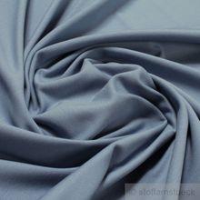 Baumwolle / Elastan Single Jersey pastellblau
