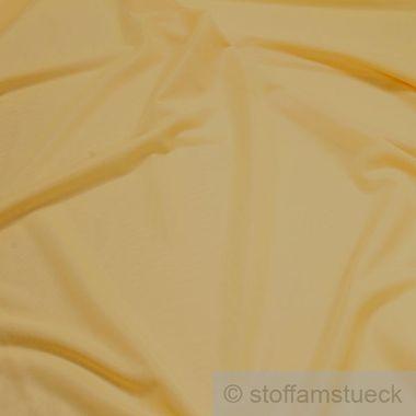 Polyamid Futterstoff Gewirk gelb